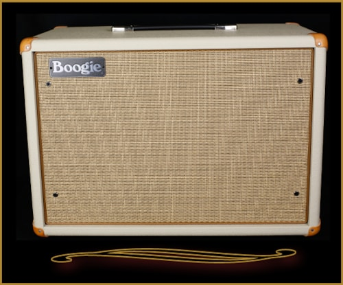 2016 Mesa Boogie Widebody 1x12 Closed Back
