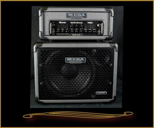 Mesa Boogie Walkabout Head and Subway 1x12 Cabinet