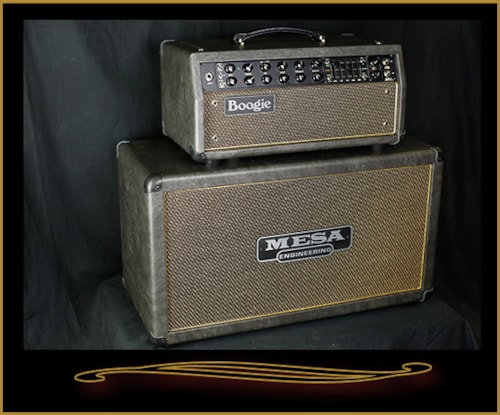 2016 Mesa Boogie Mark Five:35 Head and 2x12 Cabinet