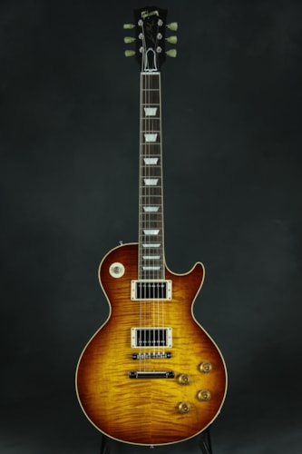 Gibson Custom Shop 1959 Les Paul Standard Gloss - Iced Tea