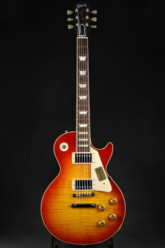 2014 Gibson Custom Shop 1959 Les Paul Standard Gloss - Washed Cherry