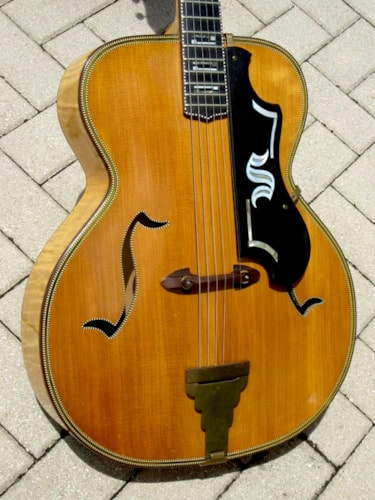 ~1938 Selmer Esquire Arch Top Jazz Guitar