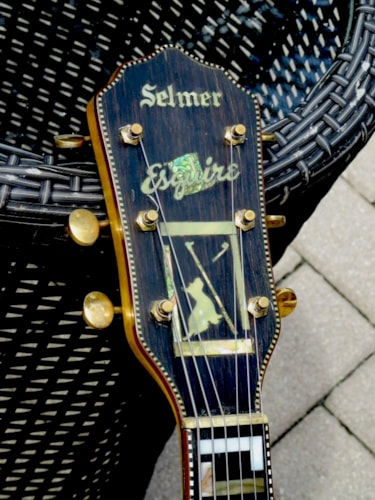 ~1950 Selmer Esquire Arch Top Jazz Guitar