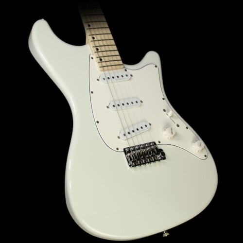 John Page Classic Ashburn Electric Guitar Olympic White
