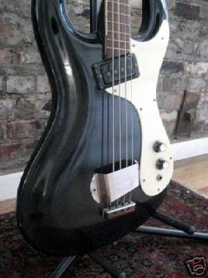 ~1964 Mosrite Ventures Bass Mark I