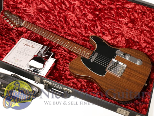 2004 Fender Custom Shop Masterbuilt Custom Rosewood Telecaster by John English