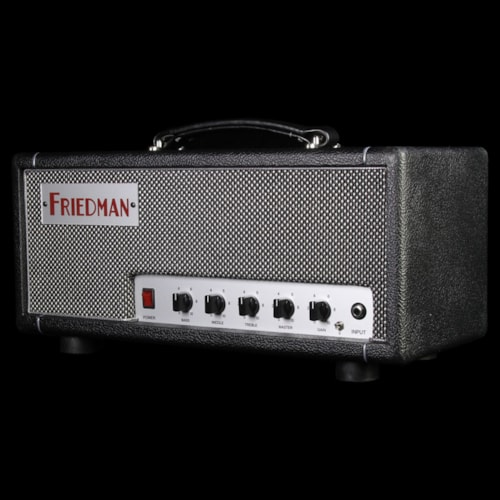 Friedman Amplification Dirty Shirley Mini 20-Watt Guitar Head Amplifier