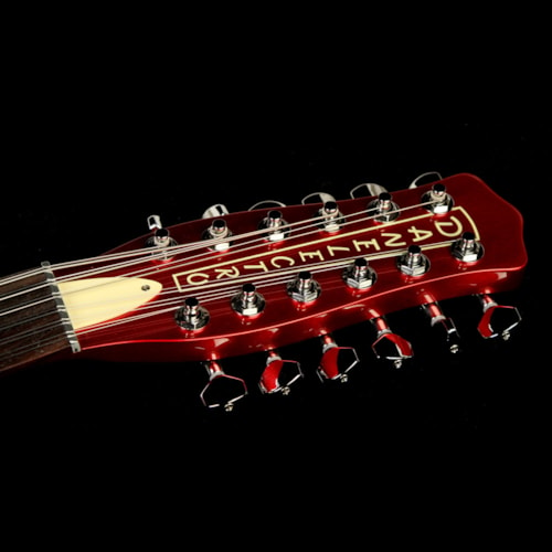 Danelectro 12-String Electric Guitar Red Metallic