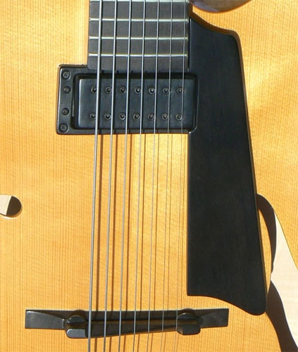 2002 Dale Unger  American Dream 7 String