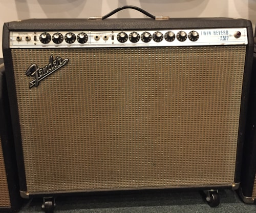 1971 Fender® Twin Reverb®
