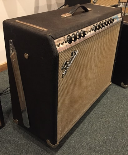 1971 Fender Twin Reverb