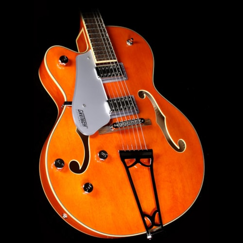 Gretsch® Electromatic G5420LH Left-Handed Electric Guitar Orange Stain