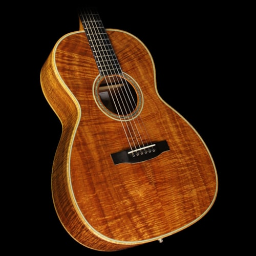 Froggy Bottom Used Froggy Bottom H-12 Grand Concert Deluxe Koa Acoustic Guitar Natural