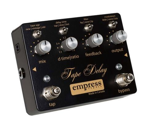 2015 Empress Tape Delay
