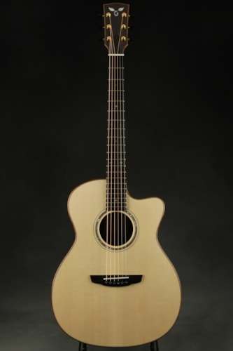 Goodall Brazilian Grand Concert Cutaway - Italian Top