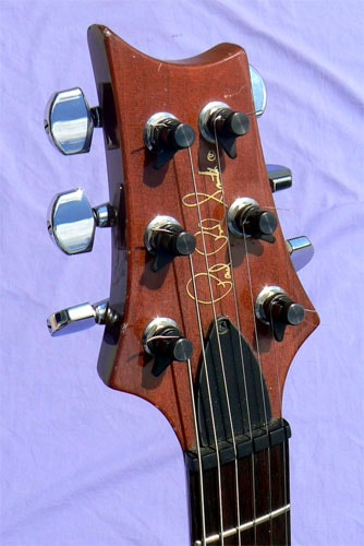 1997 PRS Custom 22, Ten Top