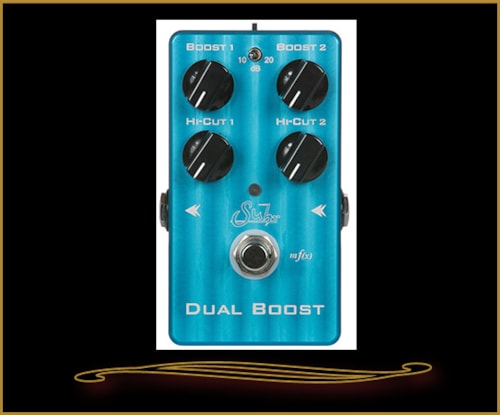 2016 Suhr Dual Boost Pedal