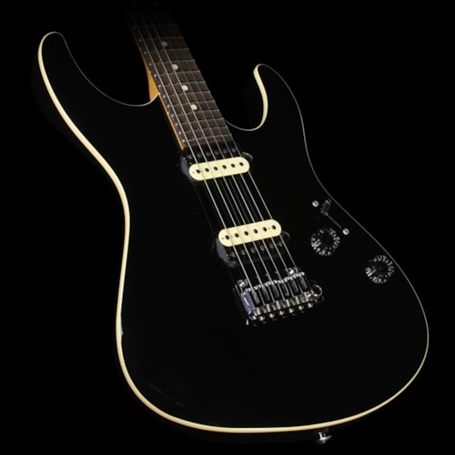 Suhr Used 2015 Suhr Modern Electric Guitar Black Gloss