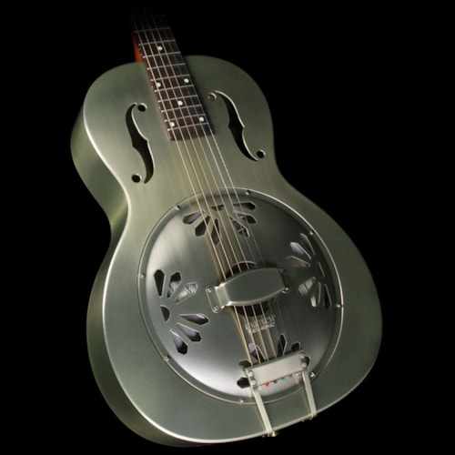 Gretsch G9201 Honey Dipper Round-Neck Resonator Guitar Shed Roof