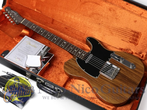 2008 Fender® Custom Shop Masterbuilt Rosewood Telecaster® by John Cruz