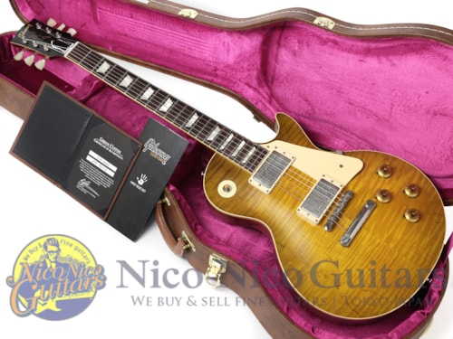 2015 Gibson Custom Shop Historic Select 1959 Les Paul Aged