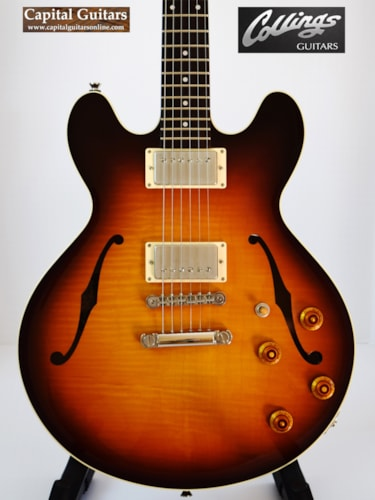 Collings I-35LC with OX4 Pickups