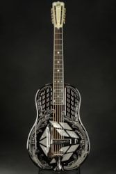 National Reso-Phonic Style 3 Tricone - German Silver