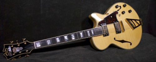 2016 D'Angelico EX-SS US15100122