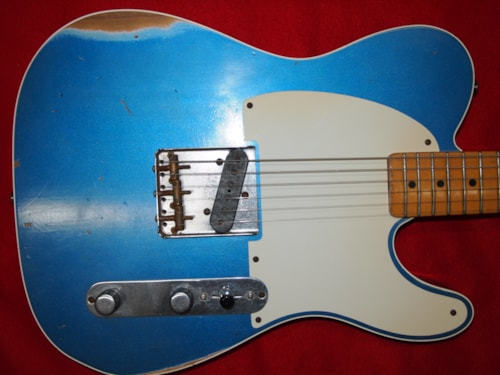 2008 Fender® Esquire Relic® Custom Shop