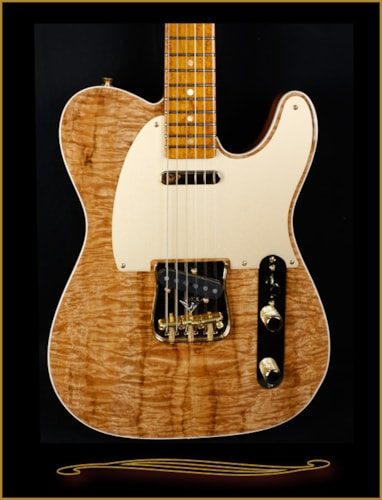 2016 Fender® Custom Shop Artisan Spalt Maple Telecaster®