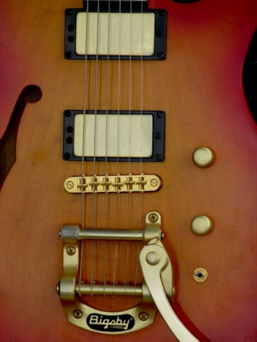 ~2010 Carvin SH60 Semi Hollow Body