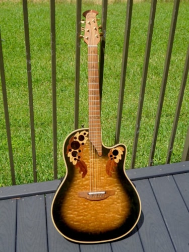 1992 Ovation Collector Series '92