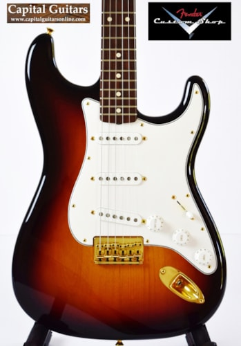 "2007 Fender Custom Shop Robert Cray Stratocaster® Hardtail, 12"" Radius"
