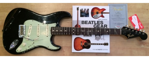 2016 Fender Custom Shop Beatle Spec Lennon Black 1964 Relic St