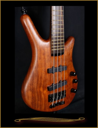 Warwick Thumb Neck-Thru 4-String