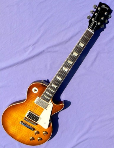 2010 Gibson Jimmy Page #2 Les Paul VOS, #16 of 200