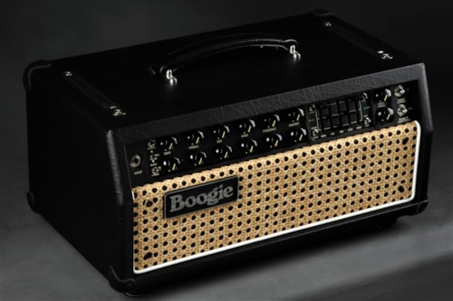 Mesa Boogie Mark Five 35 - Head Wicker Grill