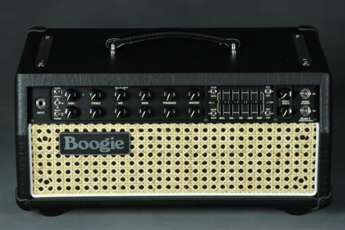 Mesa Boogie Mark Five 35 - Head Wicker Grill  - used/includes 4 year fac