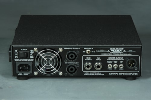 Mesa Boogie Subway D-800 - Head
