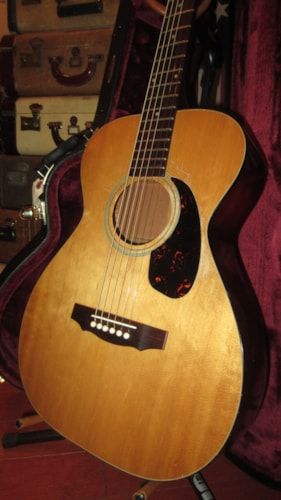 1971 Guild F-20 Small Bodied Acoustic