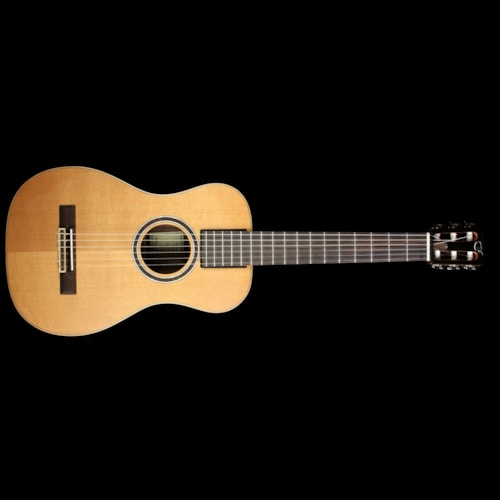 Journey Instruments OC520 Cedar Classical Guitar Natural Satin