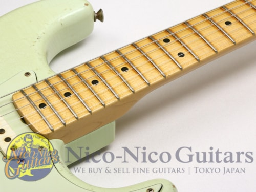 2013 Fender® Custom Shop Masterbuilt Stratocaster® Relic® by John Cruz