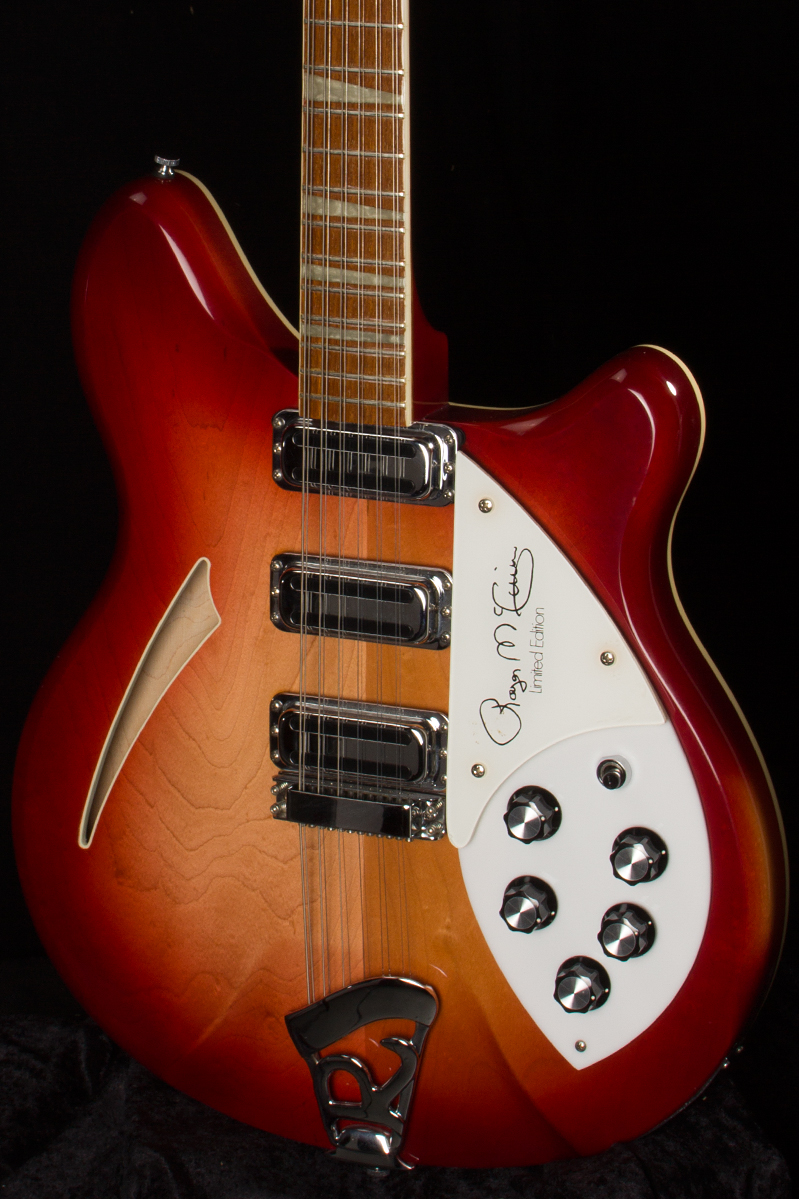 Dhl Customer Service Phone Number >> 1988 Rickenbacker Roger McGuinn 370/12 FireGlo > Guitars ...