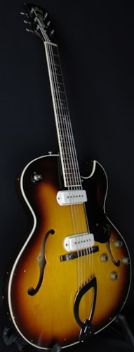 "1962 Guild T-100 DP ""Slim Jim"""
