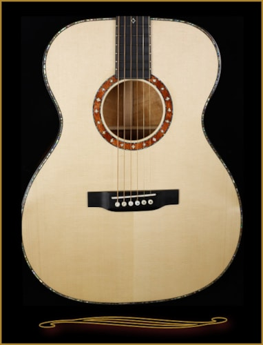 2016 Martin CS-OM True North-16 Limited Edition