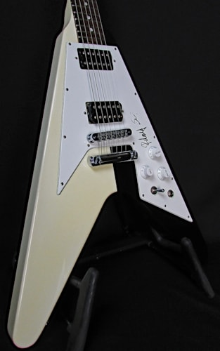 1992 Gibson Flying V Rudolf Schenker Signature