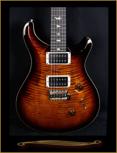 2016 Paul Reed Smith Custom 24 with 10 Top and Rosewood Neck