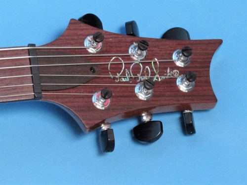 2012 Paul Reed Smith (PRS) McCarty Hollow Body II Artist Package with Piezo