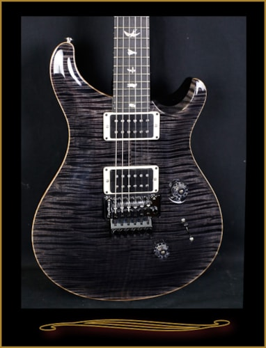 2016 Paul Reed Smith Floyd Custom 24 with 10 Top Flame Maple