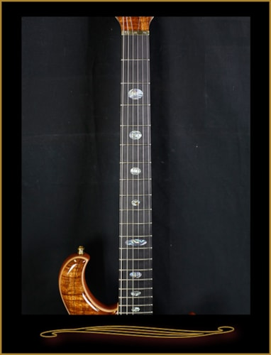 2016 Alembic Hawaiian Darling in Koa with Side LEDs